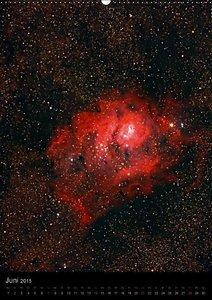 MonarchC: Schönheit des Universums (Wandkalender 2015 DIN A2