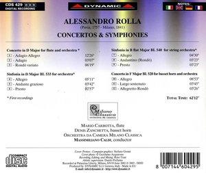 Konzerte und Sinfonien