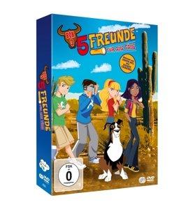 Enid Blytons Fünf Freunde-Für Alle Fälle (Box 3)