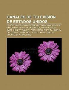Canales de televisión de Estados Unidos