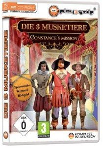 Die drei Musketiere - Constances Mission