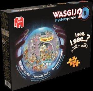 Jumbo Spiele 17230 - Wasgij Mystery 8 Final Hurdle