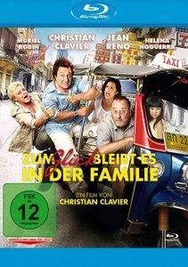 Zum Glück bleibt es in der Familie-Blu-ray Disc