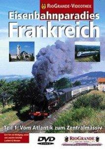 RioGrande - Eisenbahnparadies Frankreich (Teil 1) Vom Atlantik z
