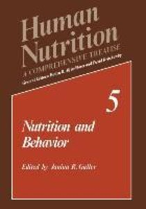 Nutrition and Behavior