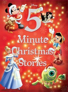 Disney: 5-Minute Christmas Stories