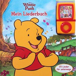 Winnie Puuh - Mein Liederbuch