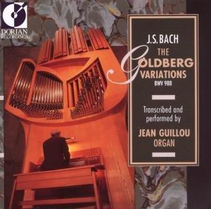 Goldberg-Variationen (Transkribiert Für Orgel)