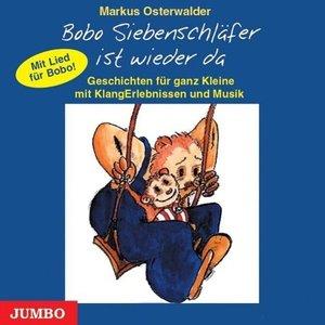 Bobo Siebenschläfer ist wieder da. CD