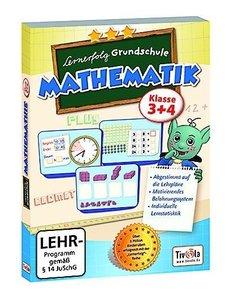 Lernerfolg Grundschule Mathe 3.+ 4. Klasse. Für Windows 8, Windo