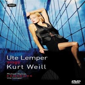 Ute Lemper Sings Weill & Nyman
