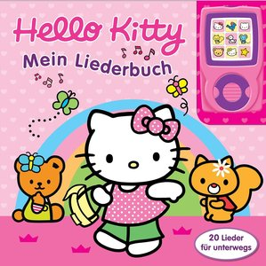 Hello Kitty - Mein Liederbuch