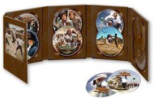 Die legendären TV-Vierteiler - Box 4