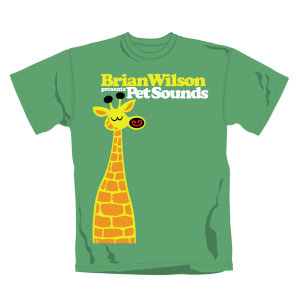 Pet Sounds Giraffe (T-Shirt Größe M)