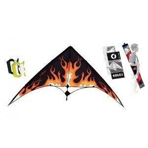 Eolo 7218233 - SP 840 Lenkdrachen Flame