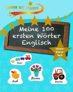 Lernen mit Sternen - Meine 100 ersten Wörter - Englisch