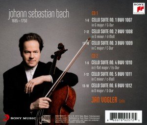 Cellosuiten 1-6