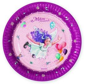 Maluna Mondschein Pappteller