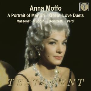 A Portrait Of Manon-Great Love Duets