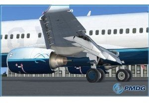 Flight Simulator X - PMDG 737 NGX
