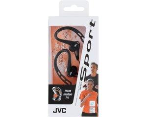 JVC HA-ECX20 BE - In-Ear Sportkopfhörer - Schwarz