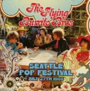 Seattle Pop Festival July 27th 1969