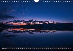 Himmelslichter - Mond und Sterne