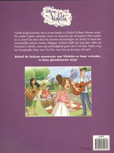 Disney Violetta stripalbum / 2 / druk 1