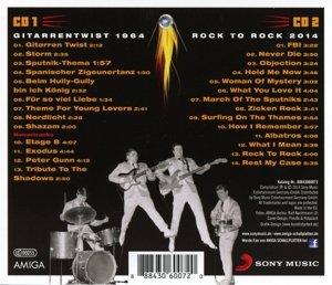 Gitarrentwist (50 Jahre Sputniks)