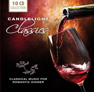 Candlelight Classics-For A Romantic Dinner