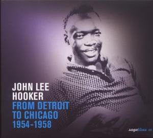 From Detroit To Chicago 1954-1958