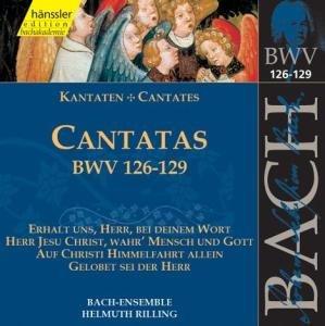 Kantaten BWV 126-129