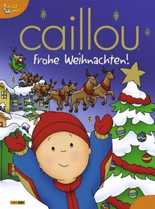 Caillou Frohe Weihnachten!