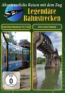 Darjeeling Himalayan Toy Train+River Kwai Thailand
