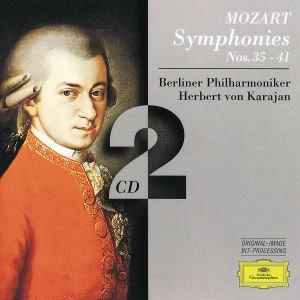 Sinfonien 35-36,38-41