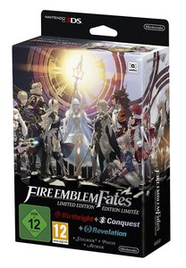 3DS Fire Emblem Fates: Special Edition