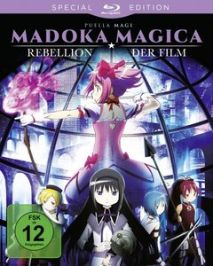 Madoka Magica - Der Film: Rebellion (Special Edition)