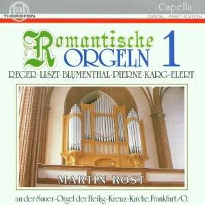 Romantische Orgeln Vol.1