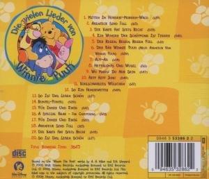 Die Vielen Lieder Von Winnie Puuh