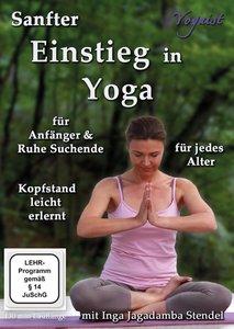 Sanfter Einstieg in Yoga - Für jedes Alter