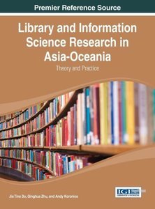 Library and Information Science Research in Asia-Oceania: Theory