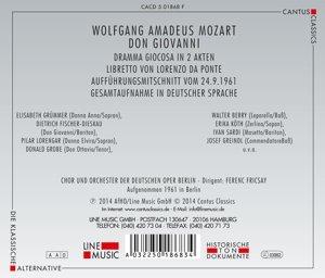 Don Giovanni (3CD Set)