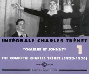 The Complete(1933-1936) Charles Et Johnny
