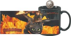 DreamWorks Dragons Tasse: Flammen