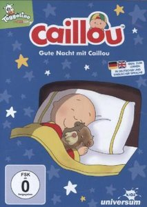 Gute Nacht mit Caillou