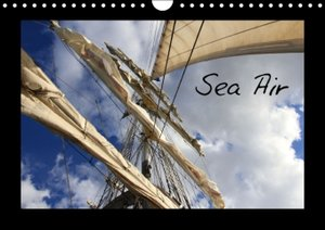 Sea Air / UK-Version (Wall Calendar 2015 DIN A4 Landscape)