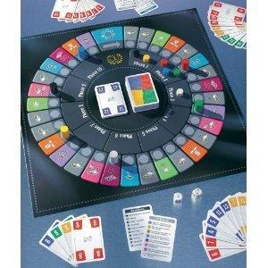 Phase 10 - Das Brettspiel