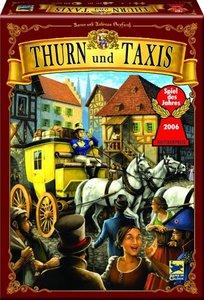 Schmidt Spiele 48164 - Thurn und Taxis