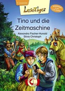 Lesetiger - Tino und die Zeitmaschine