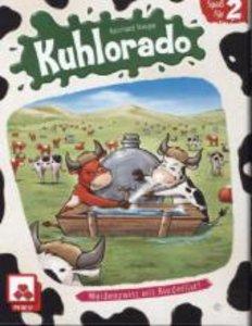 Nürnberger 4030 - Kuhlorado, Würfelspiel